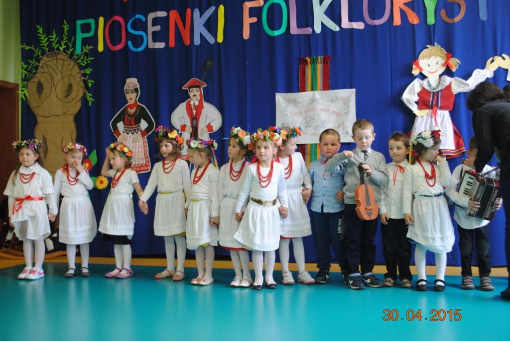 Konkurs piosenki folklorystycznej 39