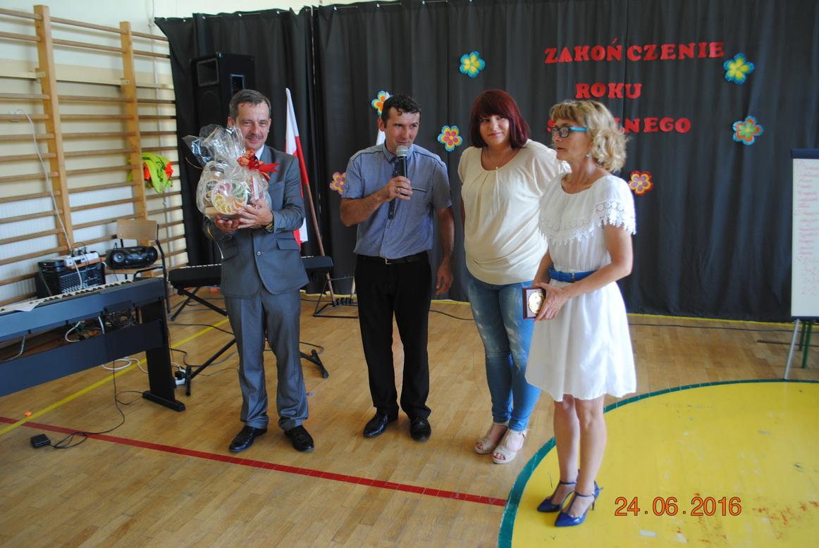 SP Bolechowice 2016