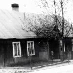 Stary budynek szkoły