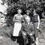 Grono pedagogiczne 1957r.