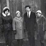 Grono pedagogiczne 1962r.