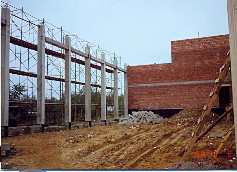Rozbudowa szkoły